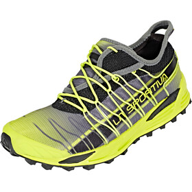 La Sportiva Mutant Hardloopschoenen Heren, apple green/carbon